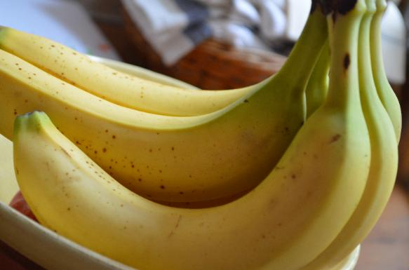 bananas help lower salt levels in your body